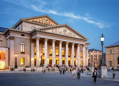 Bayerische Staatsoper, Foto: München Tourismus/Felix Löchner